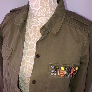 🎉 New Listing! Willow & Clay Jacket